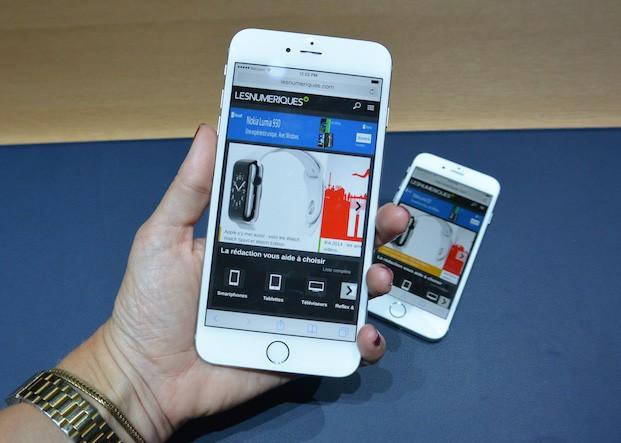iphone 6 plus comparatif