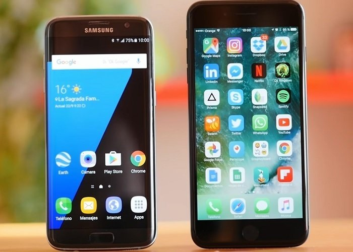 iphone 7 samsung s7