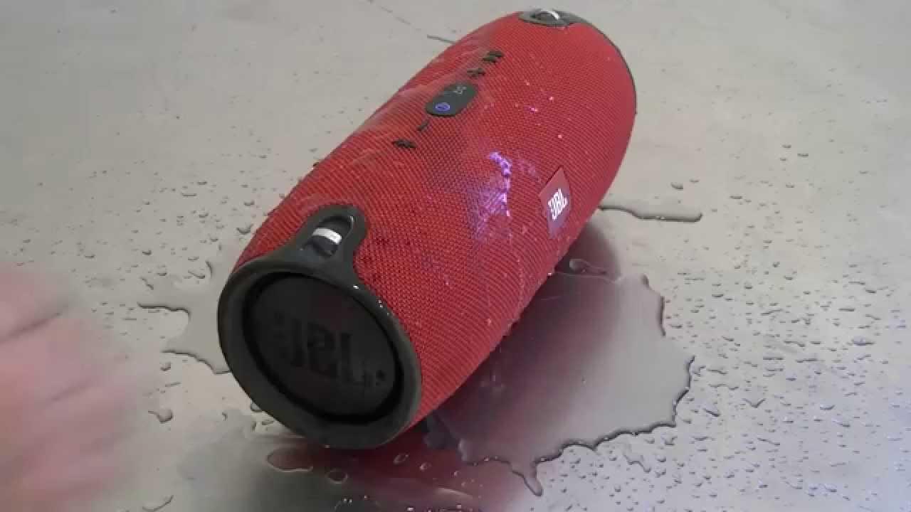 jbl xtreme rouge