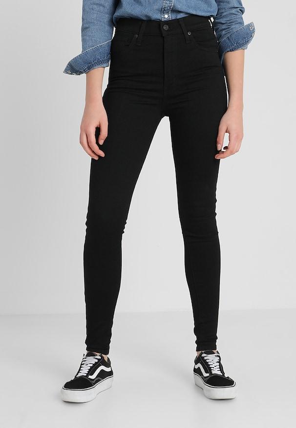 jeans levis femme noir
