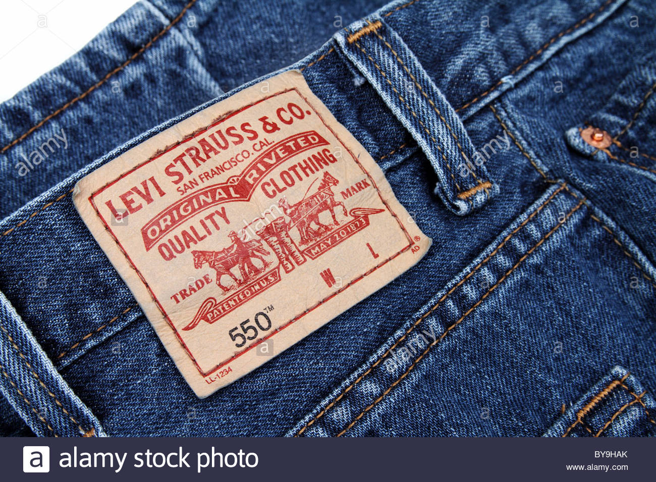 jeans levis strauss