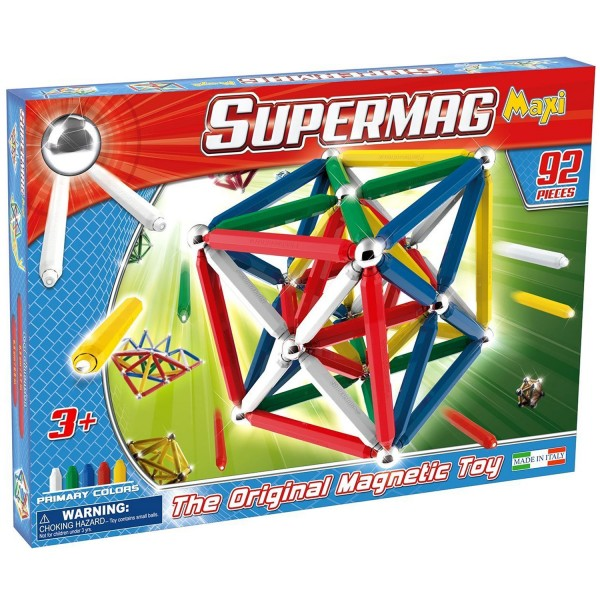 jeu magnetique de construction