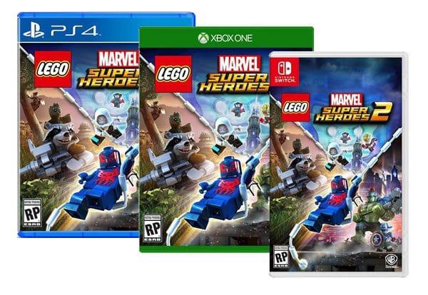 jeux lego 2017