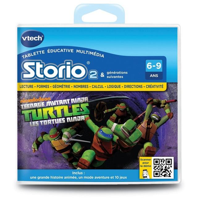 jeux pour storio 2