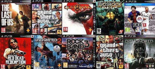 jeux ps3 top