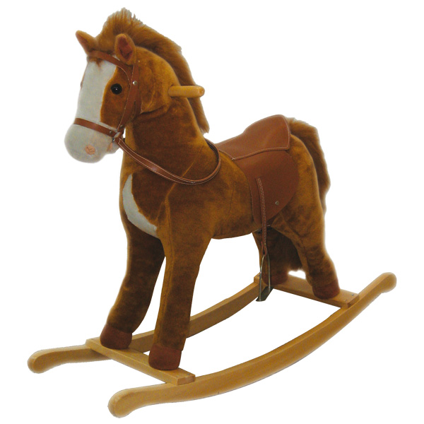 jouet cheval à bascule