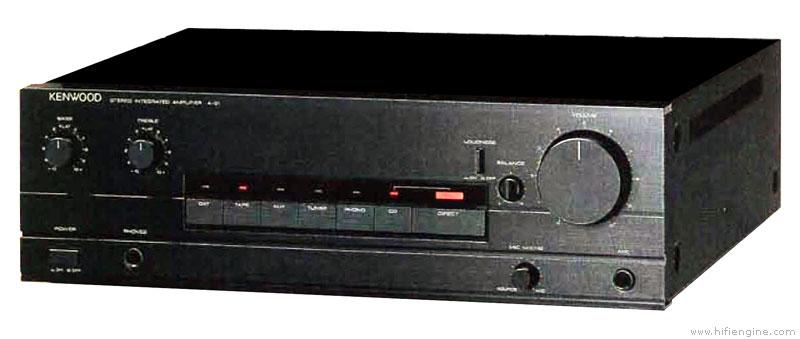 kenwood ampli