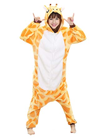 kigurumi girafe