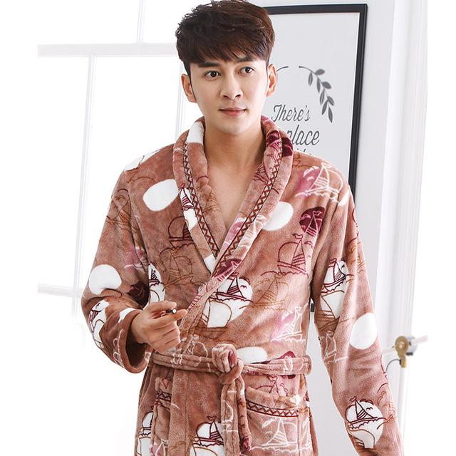 kimono polaire femme