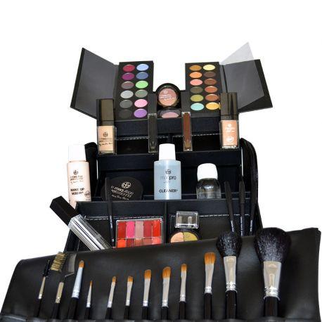 kit de maquillage professionnel