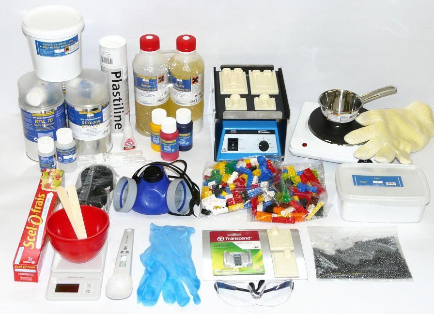 kit de moulage silicone
