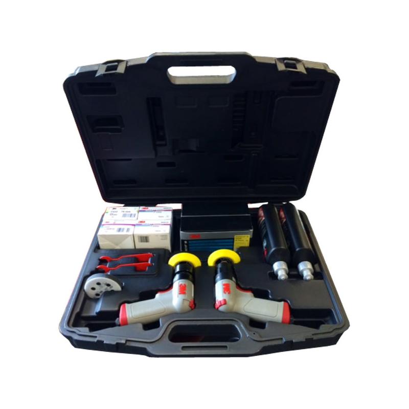 kit de rénovation d optiques de phares 3m