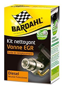 kit nettoyant vanne egr bardahl