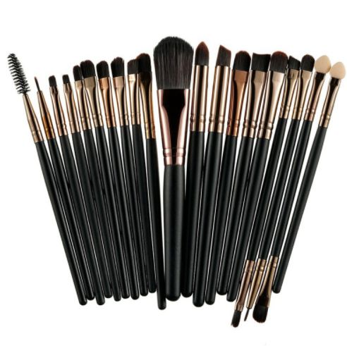kit pinceaux maquillage professionnel
