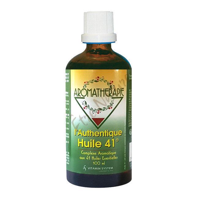 l authentique huile 41