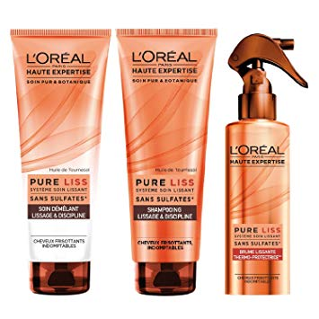 l oreal pure liss