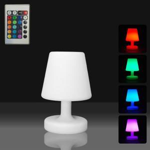 lampe de chevet avec telecommande