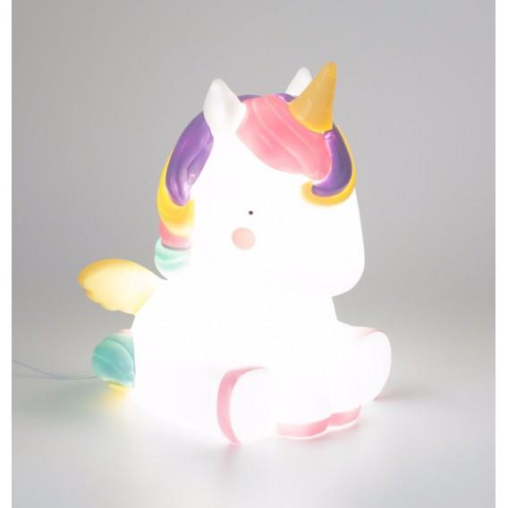 lampe de chevet licorne
