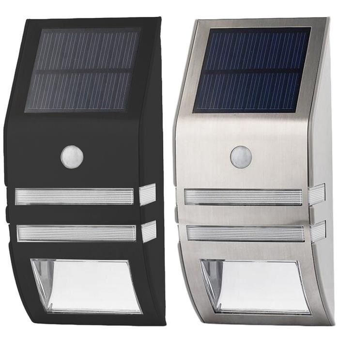 lampe solaire detecteur de mouvement