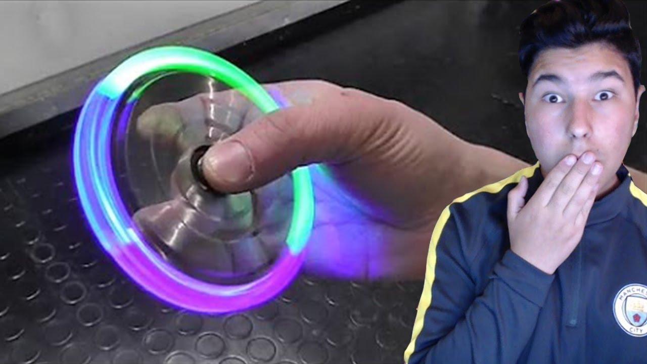 le plus beau hand spinner