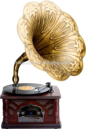 lecteur vinyle ancien
