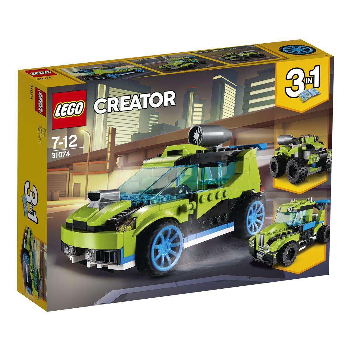 lego voiture