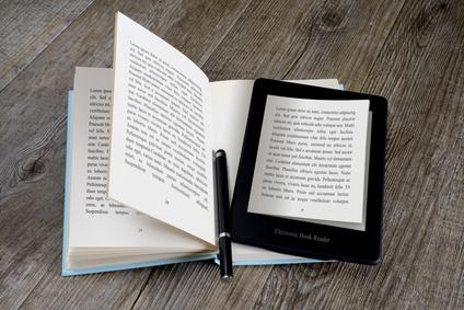 liseuse de livre