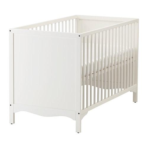 lit bébé blanc ikea