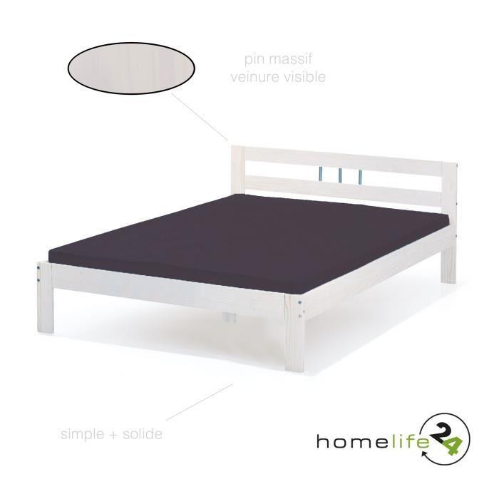 lit complet 2 personnes pas cher