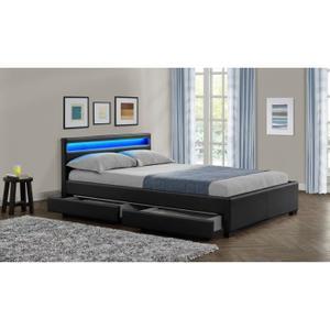 lit en 160 avec sommier et matelas