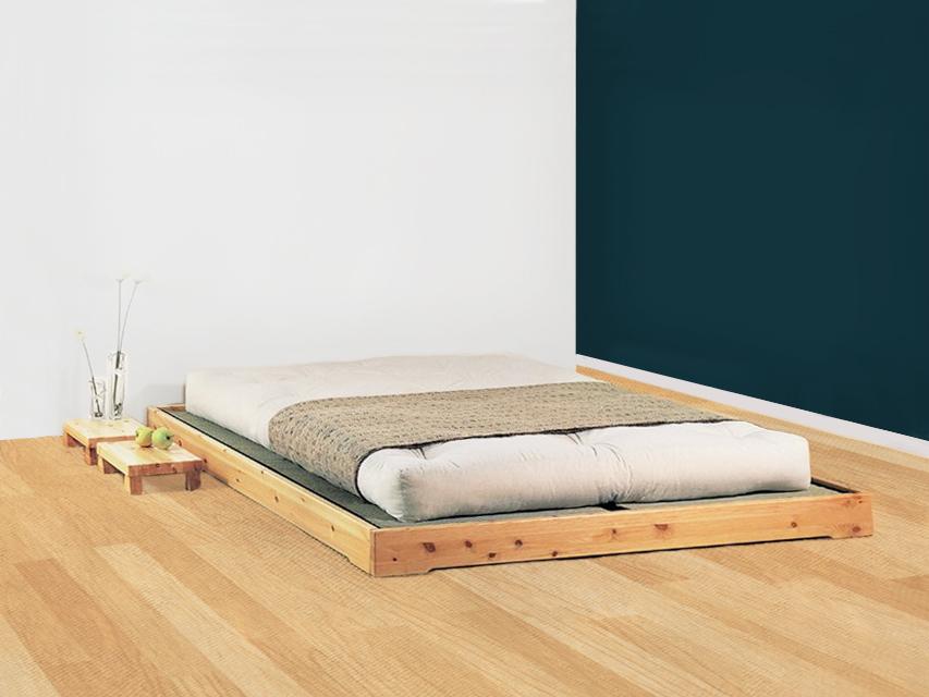 lit futon