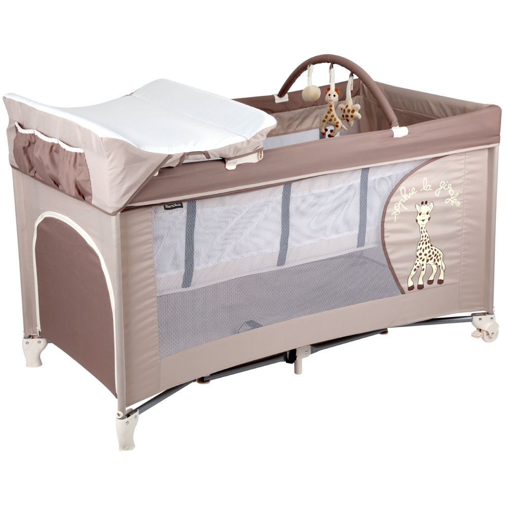 lit pliant pour bébé