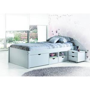 lit une place avec tiroir