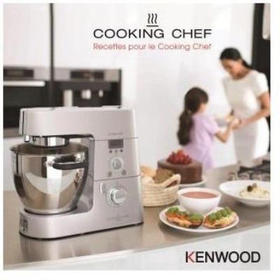 livre cooking chef kenwood