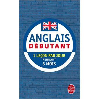 livre de poche anglais débutant