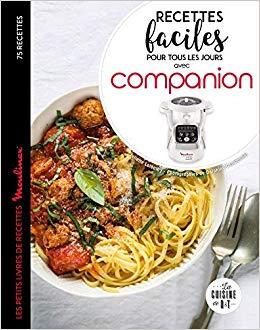 livre recette companion