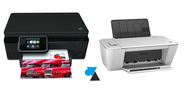 logiciel imprimante hp