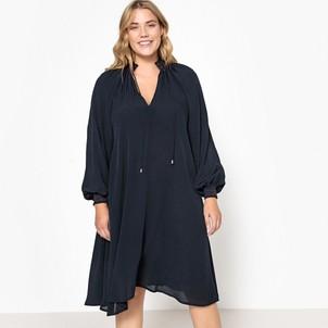 longue robe grande taille