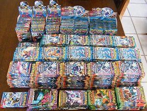lot de cartes pokemon