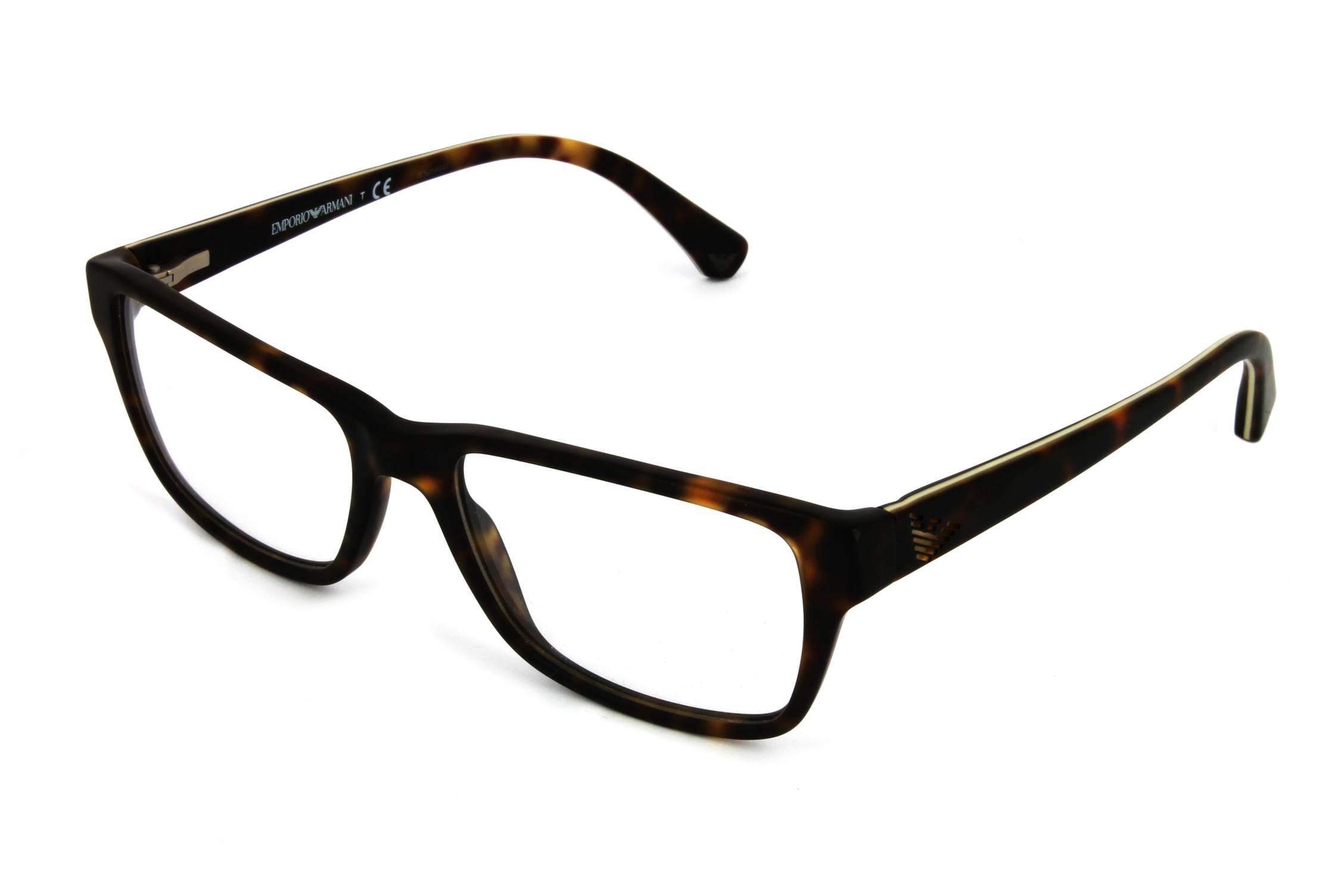 lunette de vue armani femme