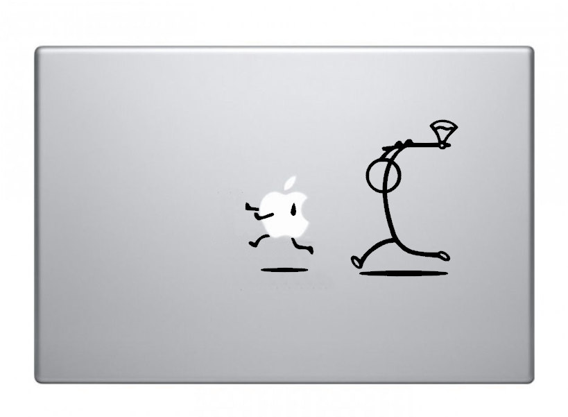 mac sticker