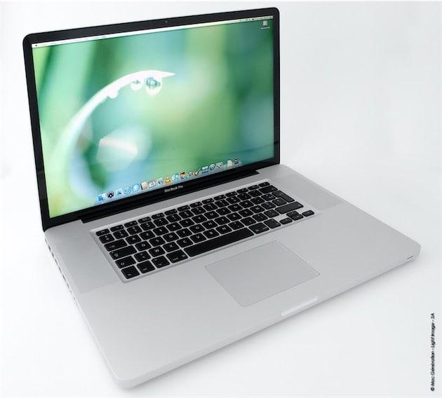macbook 17 pouces