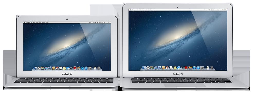 macbook air petit