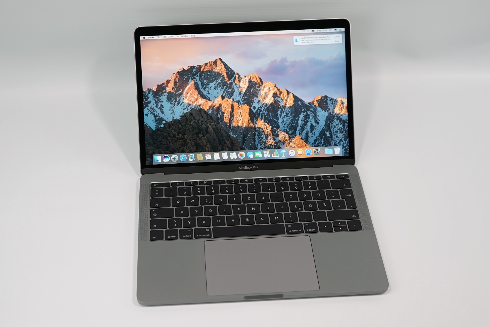 macbook pro 13 retina test