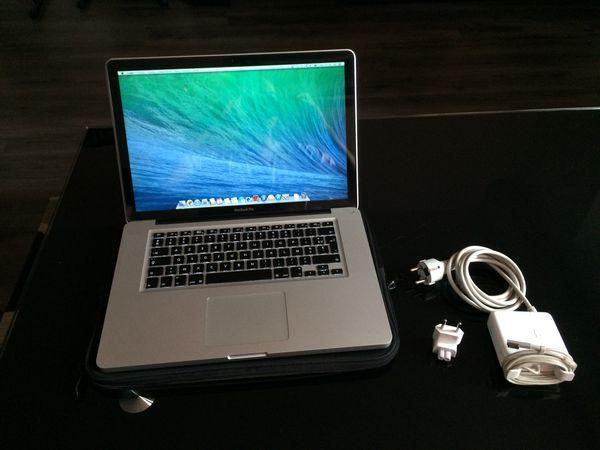 macbook pro 15 occasion
