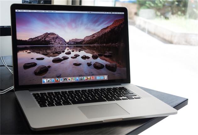 macbook pro 2015 15 pouces