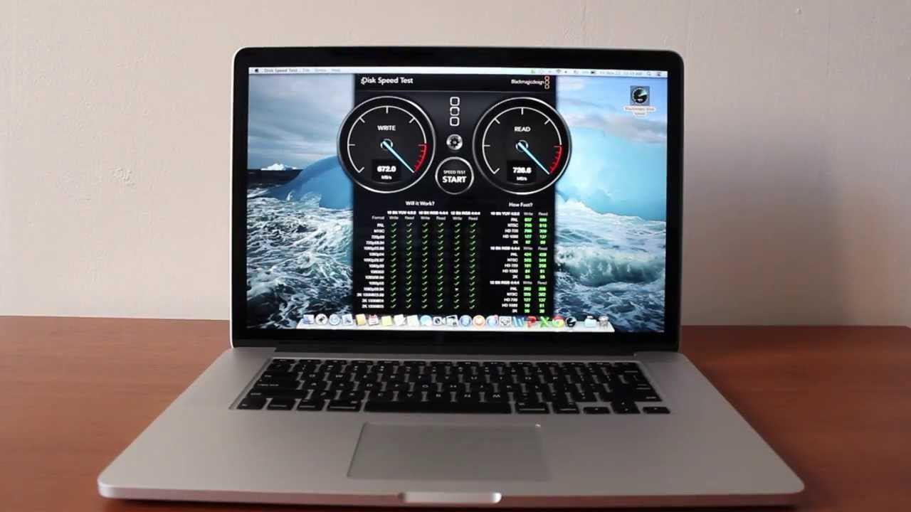macbook pro retina 15 test