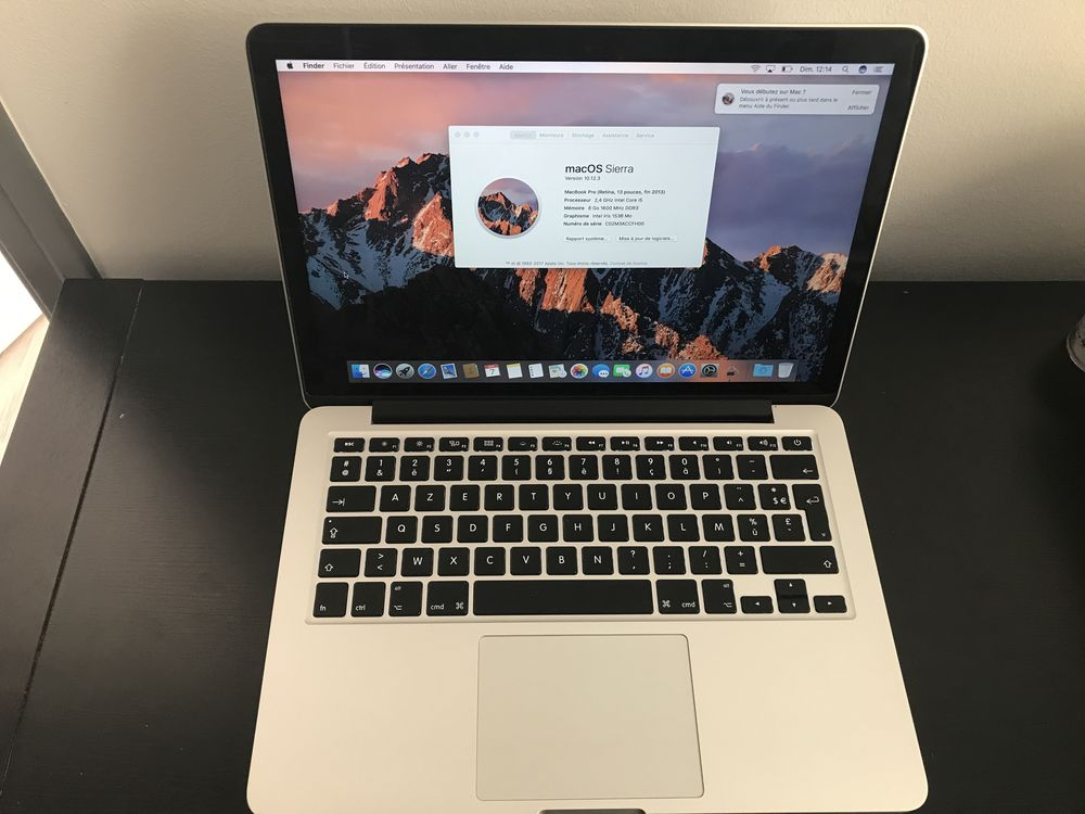 macbook pro retina occasion