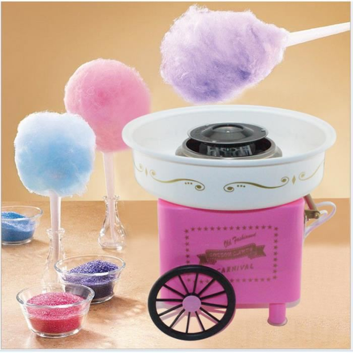 machine a barbe a papa cotton candy
