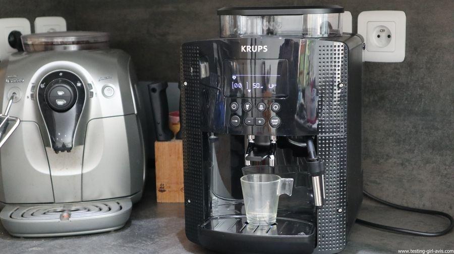 machine a cafe avis